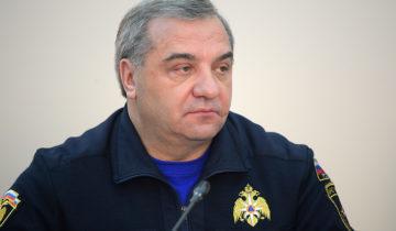 Владимир Пучков МЧС