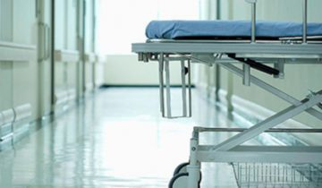 Больница, смерть ребенка
