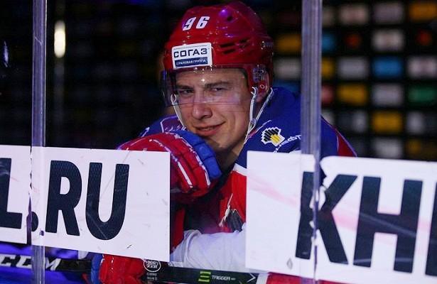 Трямкин, Голышев иВасилевский всоставе олимпийской сборной РФ обыграли сборную Норвегии