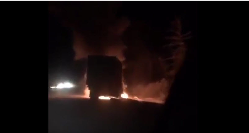 ВЯкутии при столкновении микроавтобуса и фургона погибли 5 человек