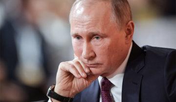 Путин думает