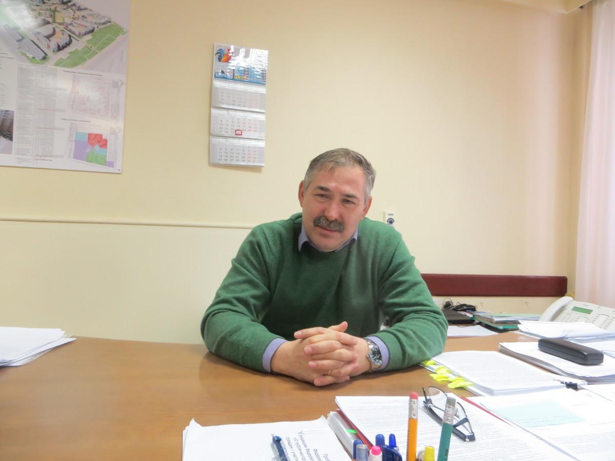 IMG_7930 «Моя задача — сохранить предприятие», — директор ДСК объяснил остановку завода