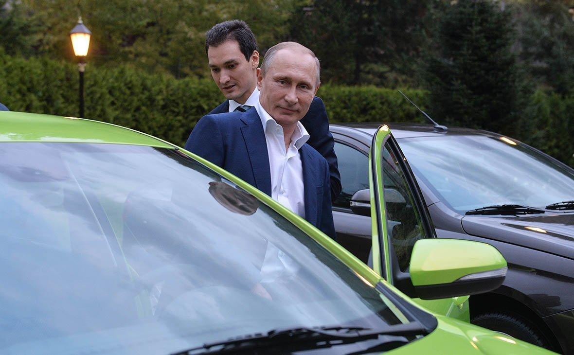 Владимир Путин перед выборами, может быть, заедет вУльяновск