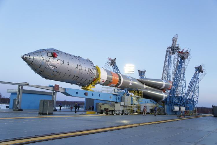 Русские спутники после запуска сВосточного вышли наорбиты
