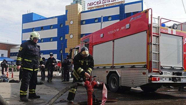 Около 40% русских ТЦпроверили работники МЧС ипрокуратуры