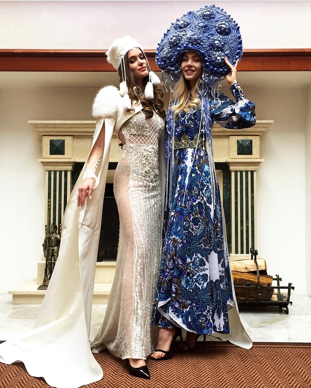 29096463_349149898922304_7245818495043108864_n Участница конкурса красоты «Мисс Россия» из Якутии представила национальный костюм