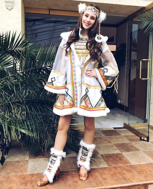 29717733_233767137187632_3467321162415996928_n Участница конкурса красоты «Мисс Россия» из Якутии представила национальный костюм