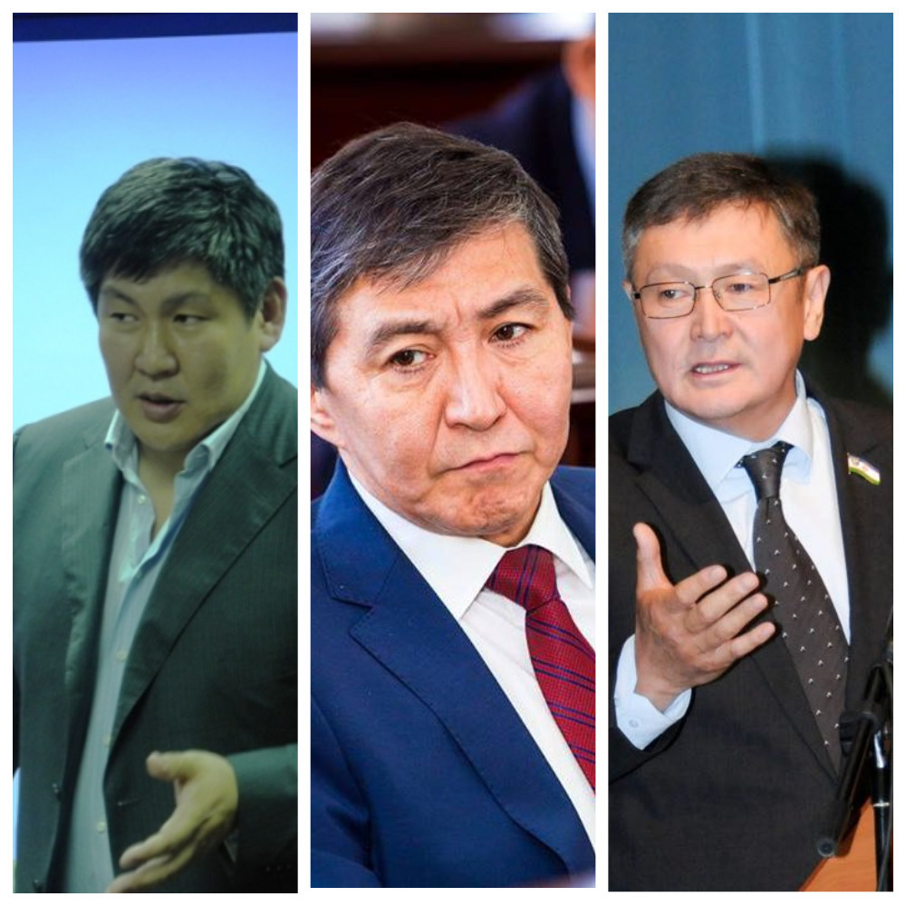 MyCollages1-4 «Факт получения взяток депутатами говорит о размахе коррупции в республике», — якутские политики об обысках в Ил Тумэне