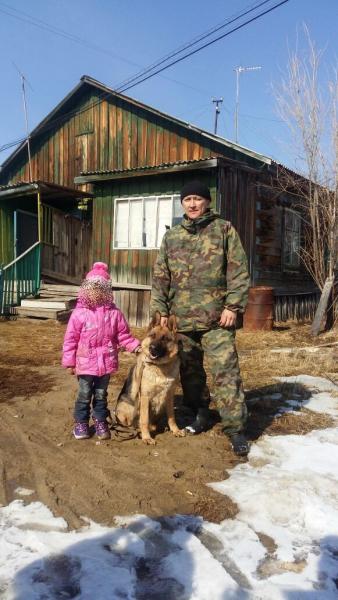 foto8-800x600 Служебная собака Рига помогла полицейским найти заблудившуюся в лесу девочку в Якутии (видео)