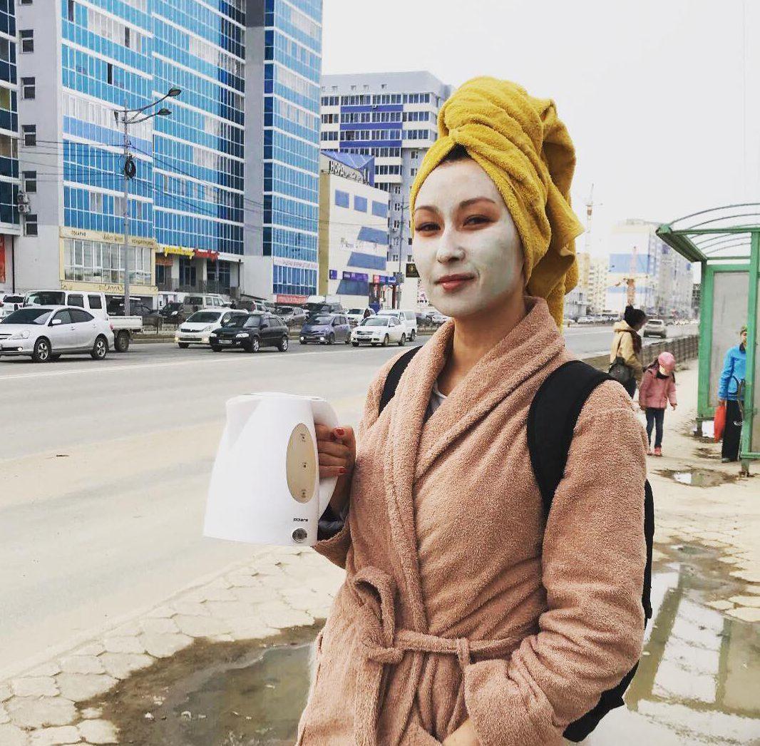 Домашнее пикантные фото женщин на улицах городов тоже любят расслабиться