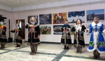 долгане, якутия, дни долганской культуры