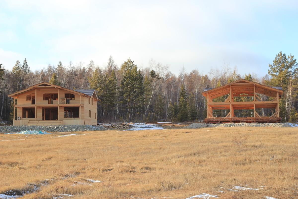 Gostevye-doma Куда потратили миллионы, выделенные Якутии на создание крупнейшего туристического кластера