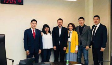 Президент Алроса Сергей Иванов встретился с якутянами