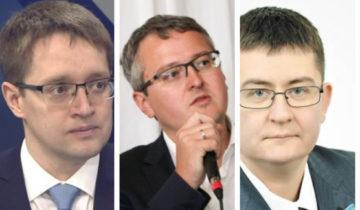 Владимир Солодов, Максим Терещенко, Алексей Загоренко, якутия