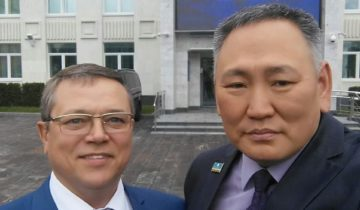 Шибаев и Сахамин Афанасьев