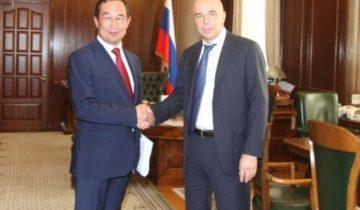 Николаев и Силуанов