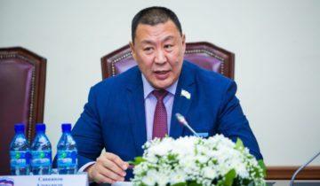 Александр Саввинов