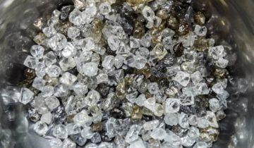 алмазы, нижне-ленское, алмазы анабара