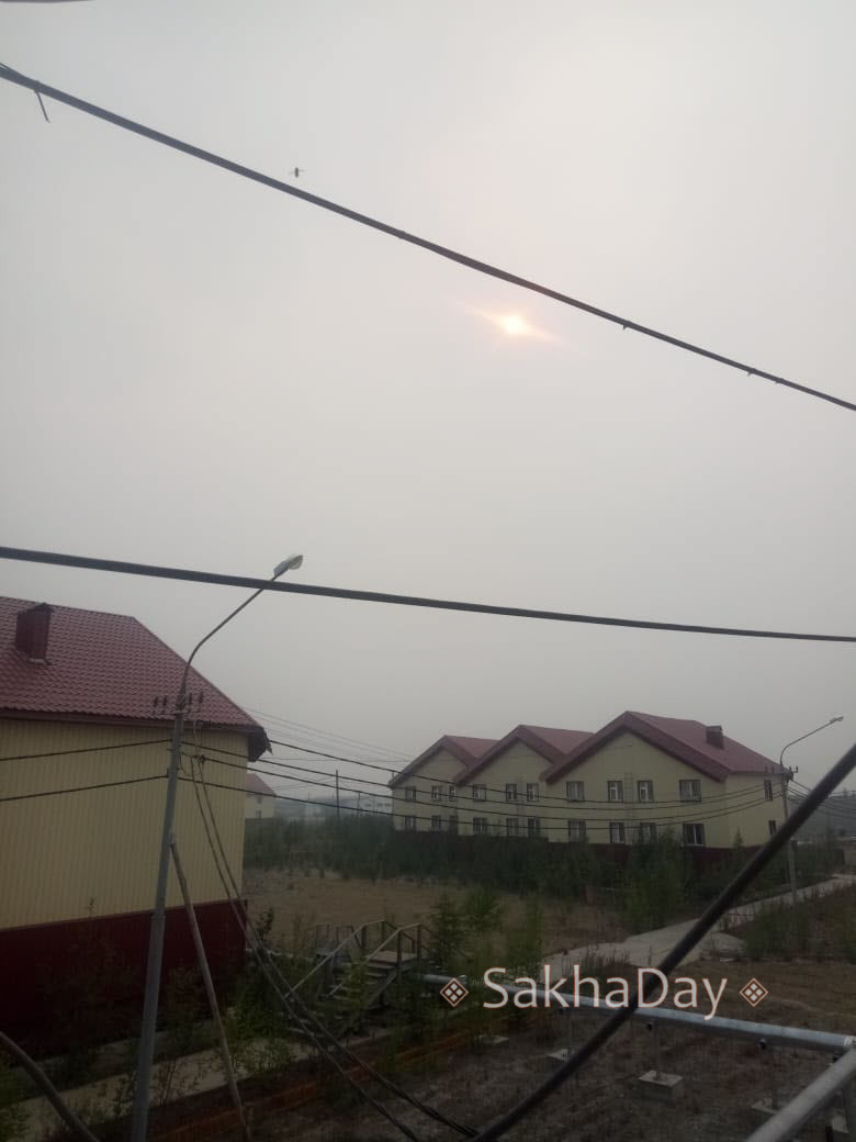 Облаков над Накыном не видно