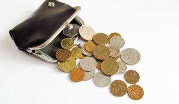 бабушкин кошелек, рубль, копейки