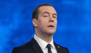 Дмитрий Медведев, травма