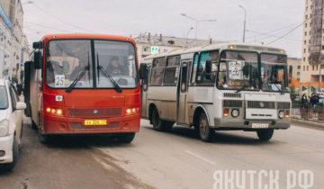 автобусы якутска