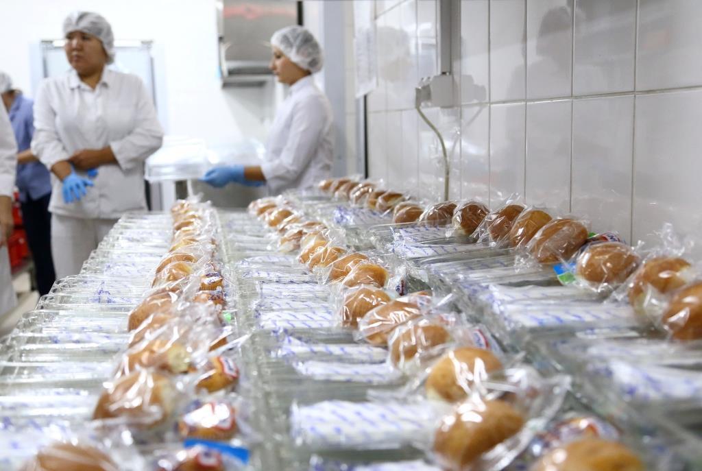 В 2014 г. была завершена реконструкция Цеха бортового питания, после чего он увеличил количество порций до 10 000 в сутки и подтвердил соответствие международному стандарту безопасного питания ХАССП.