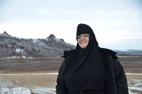 инокиня Евгения Сеньчукова