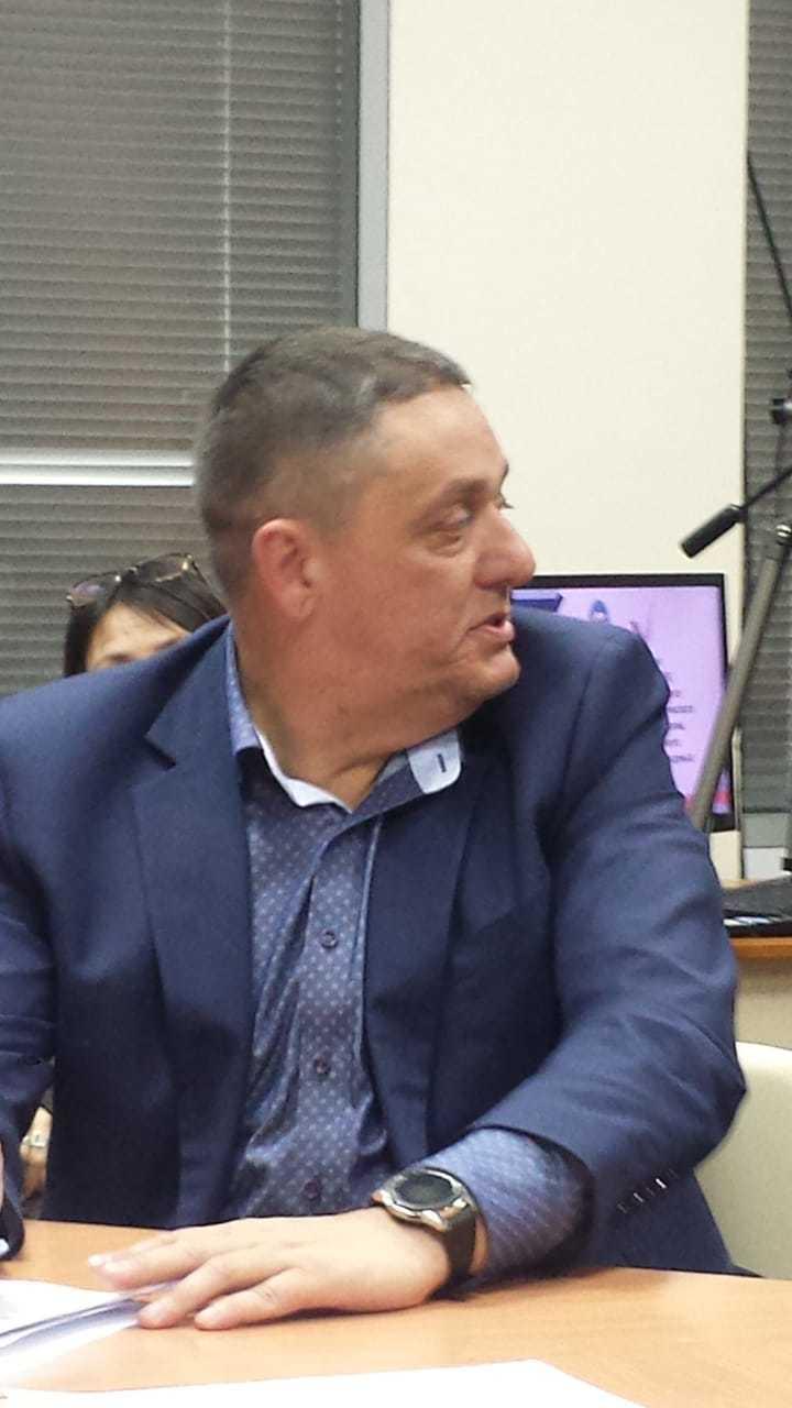 Представитель Ростехнадзора