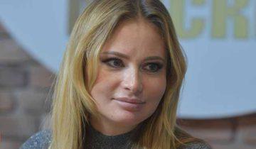 TV host Dana Borisova
