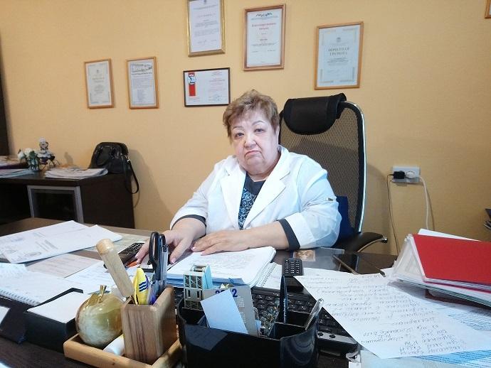 Главный врач ПупенкоН.Т.