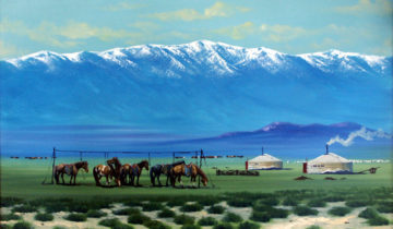Монголия Мурэн