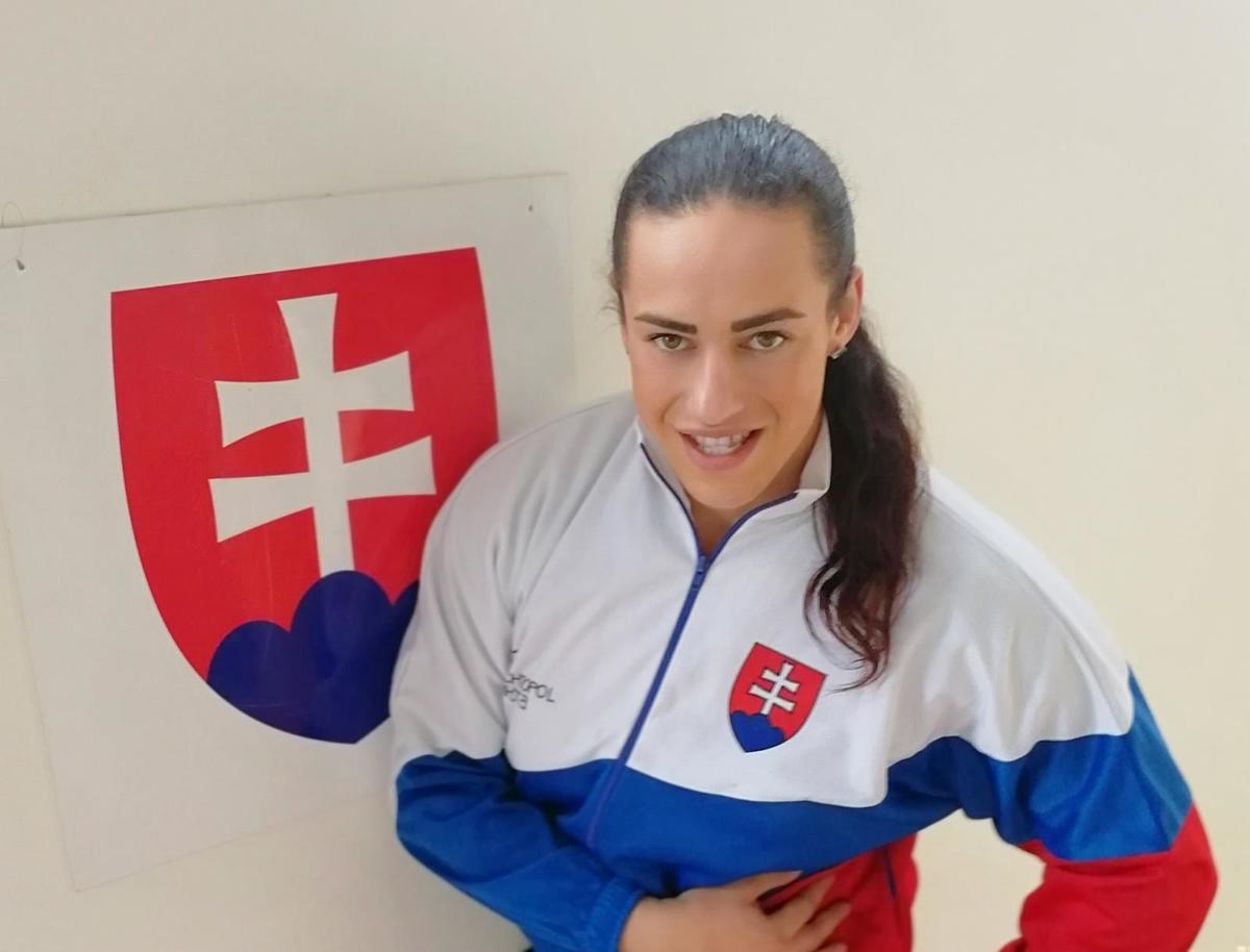 Vaskova Jana в спорт.форме