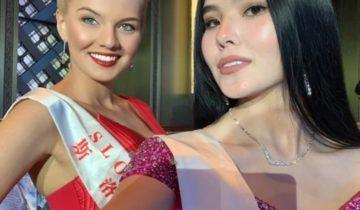 Наташа Строева, мисс мира