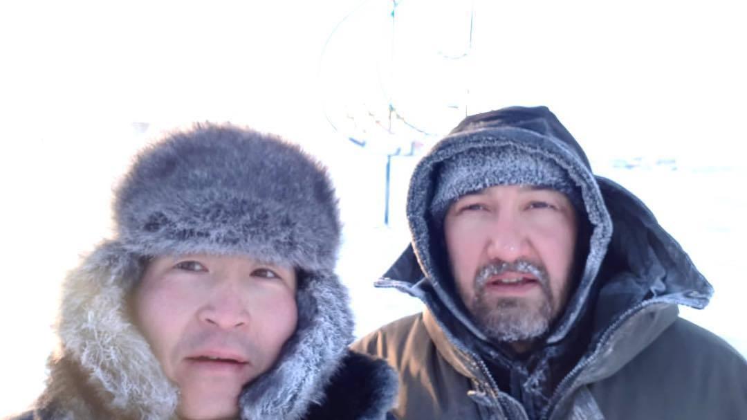 Глава Якутии рассказал о спасении жителей Юрюнг-Хая