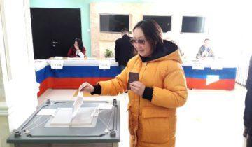 выборы, якутия