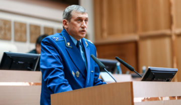Олег Нарковский, прокуратура
