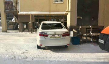 авто мэра