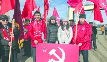Нюрбинские коммунисты