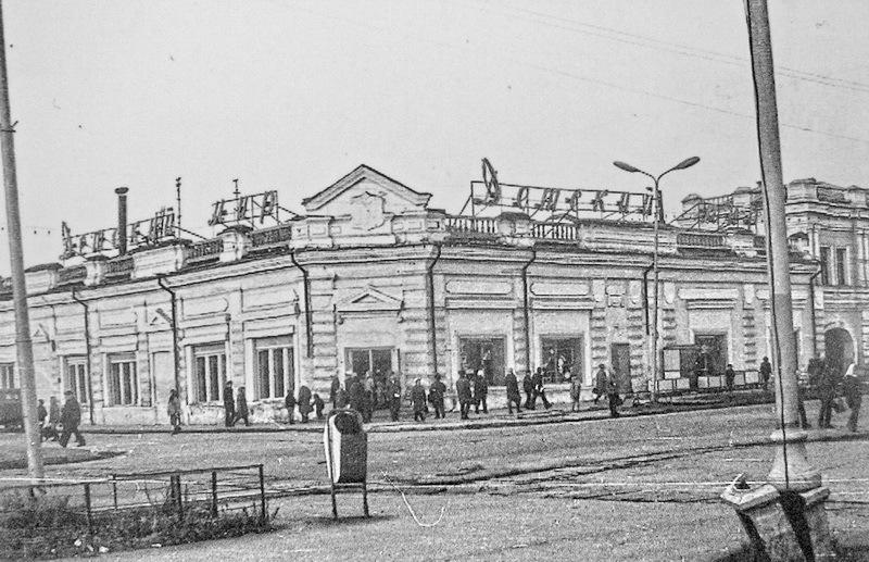 В здании магазина «Коковин и Басов» разместился «Детский мир»