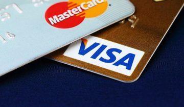 visa master card банковские карты