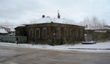 Дом Мигалкина